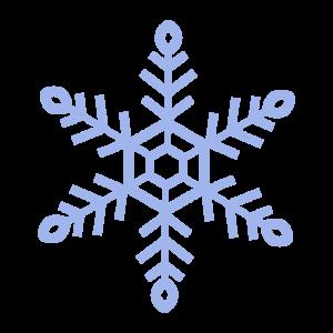雪の結晶のイラスト_01