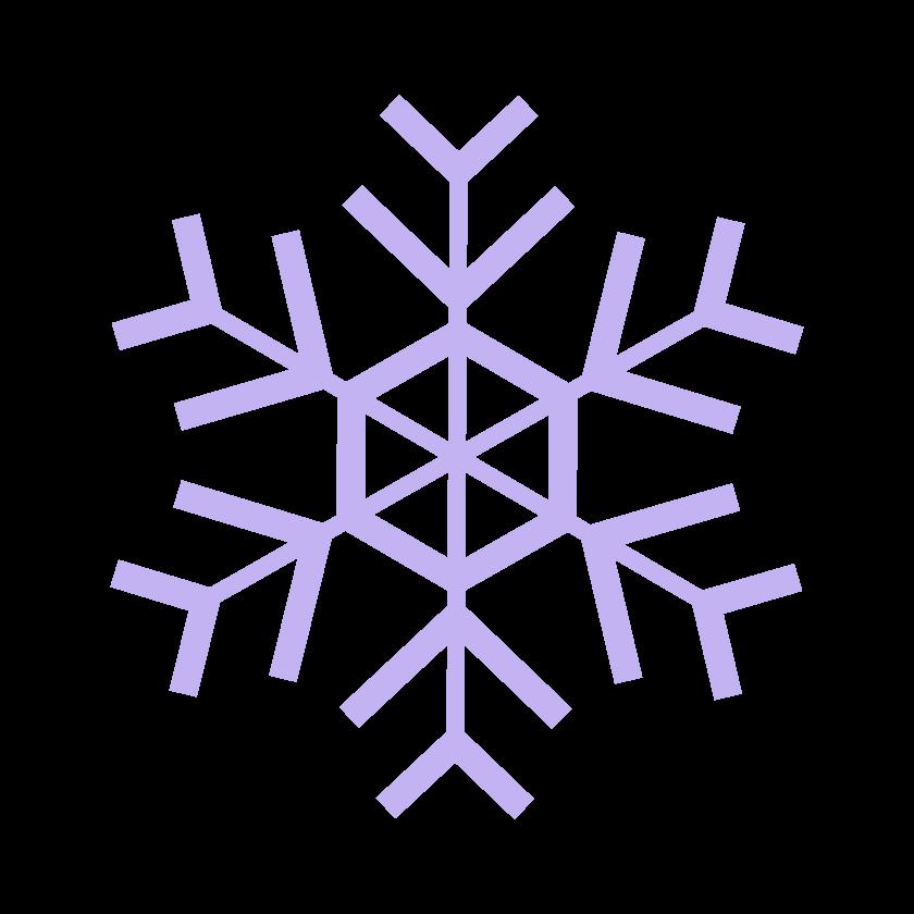 雪の結晶のイラスト_04